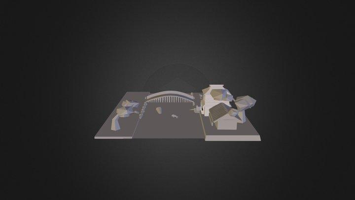 River_Scene_brandon hurlburt 3D Model