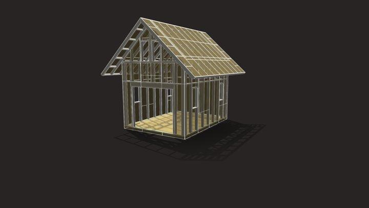 Wesson ADU 3D Model