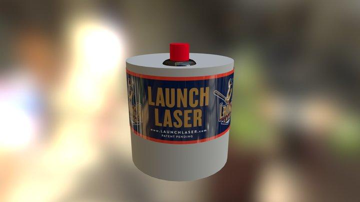 Launch Laser Beta Version 1.0 3D Model