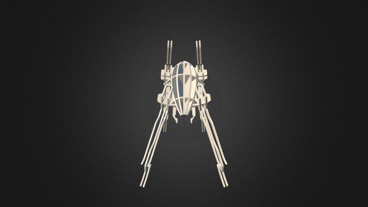 Ocho 3D Model