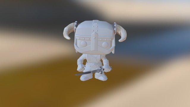 Weekly 39 WIP 3D Model