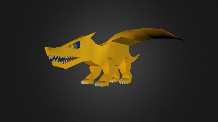 Dagron 3D Model