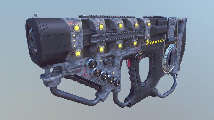GR Short 3D Model