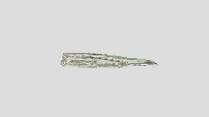 Jaunklintis Vecklintis 2020 3D Model