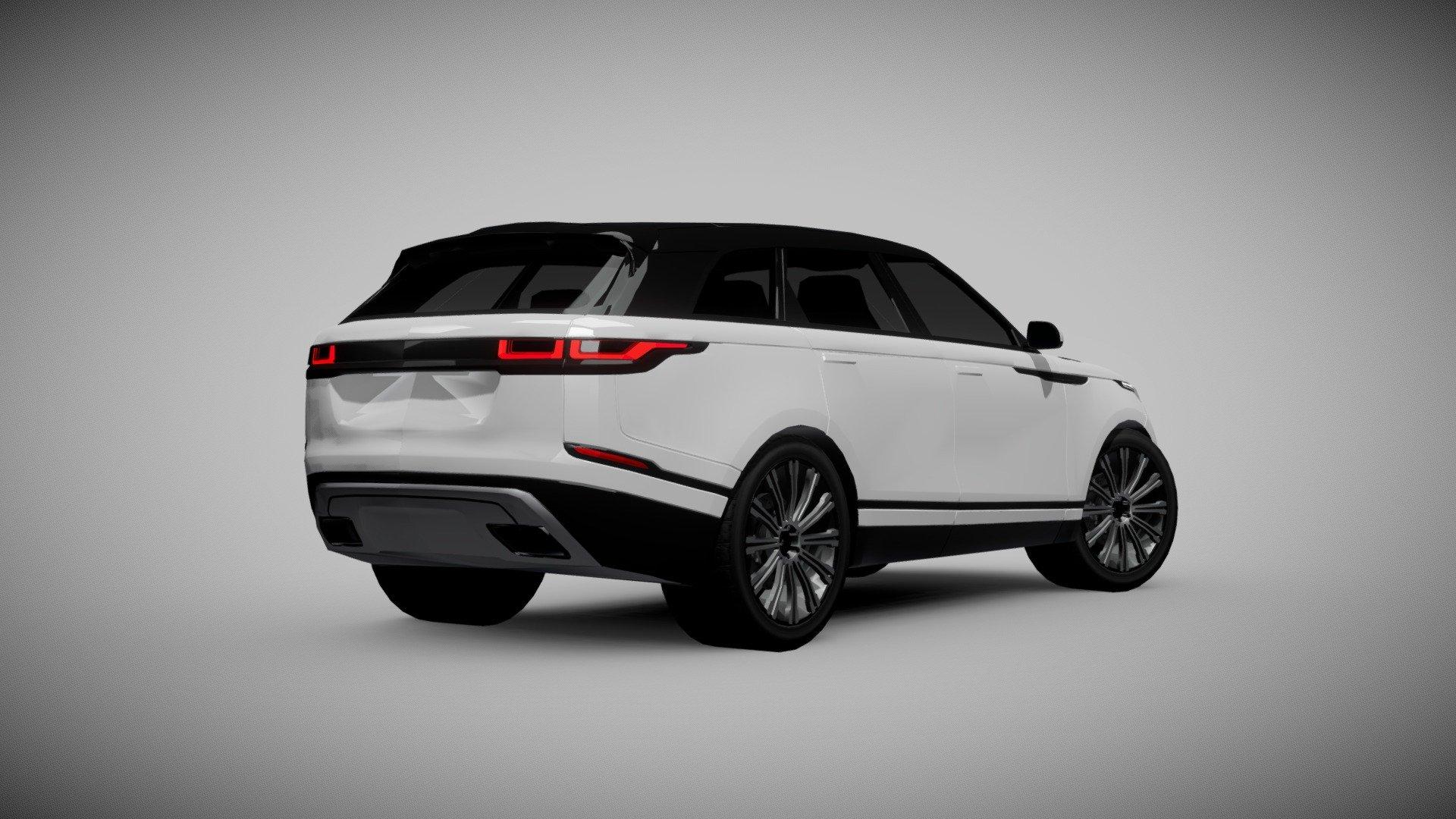 Range Rover Velar Download Free 3d Model By Isteven Steven007 B8acd22 Sketchfab