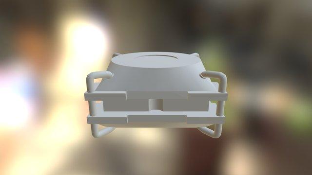 Props Platform 3D Model