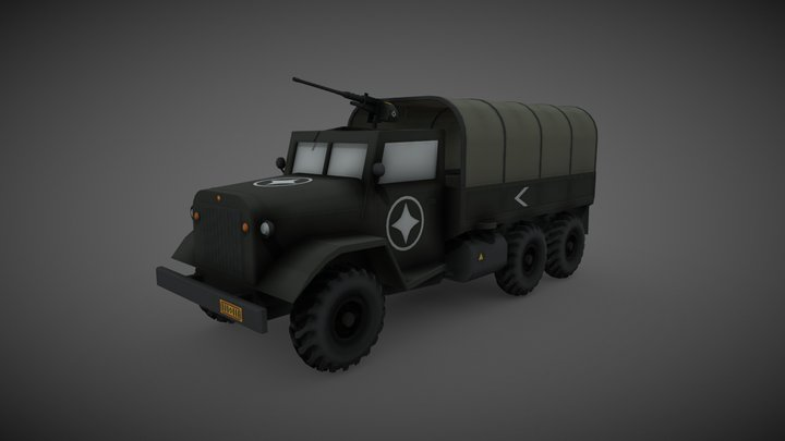 Vortex V508 3D Model