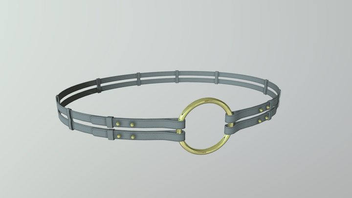 Cinto 1 3D Model