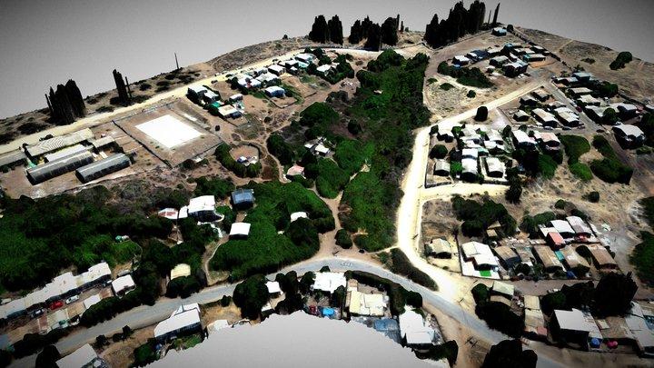 Pichicuy 3D - Municipalidad de La Ligua 3D Model