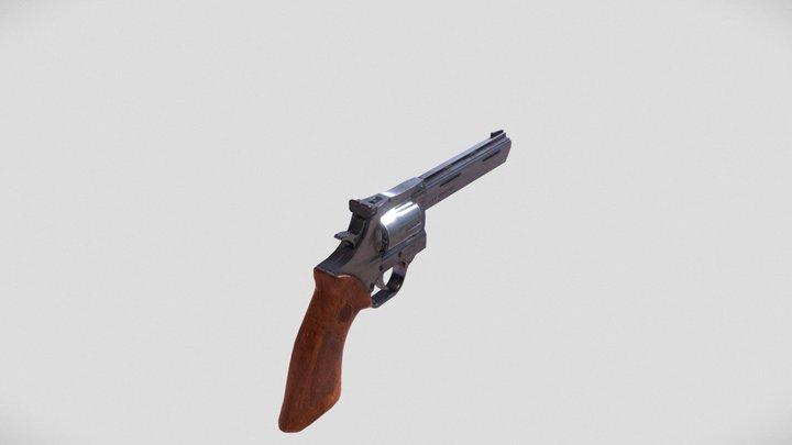 Dan Wesson Model 715 Revolve 3D Model