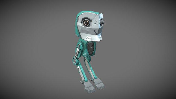 Owldroid 3D Model