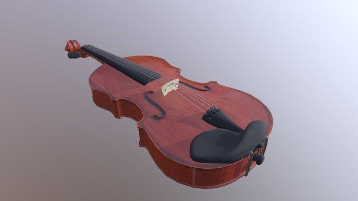 Violin_Attempt_2 3D Model