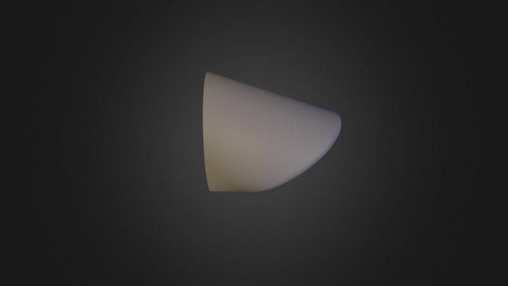 Cell Shower Head 3D Model