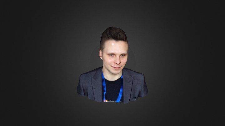 Wojtek Grabczak 3D Model