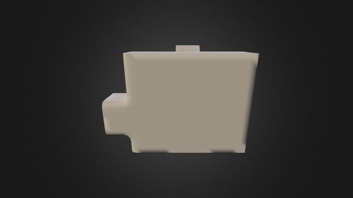 ELF CAMERA CASE 3D Model