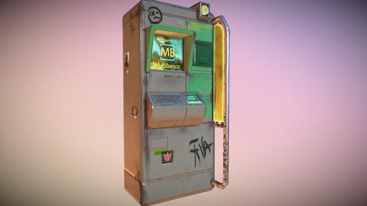 Bankomat 3D Model