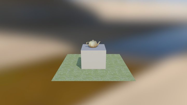 Enter a title 3D Model