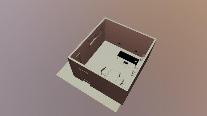 Consulta 02 3D Model