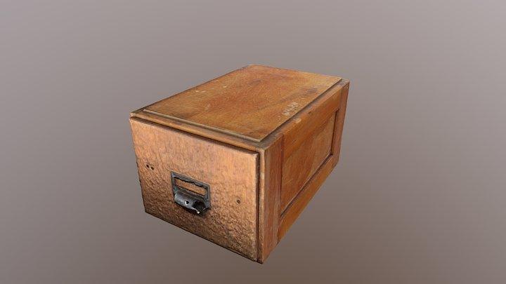 cupboard (3D-Scan) 3D Model