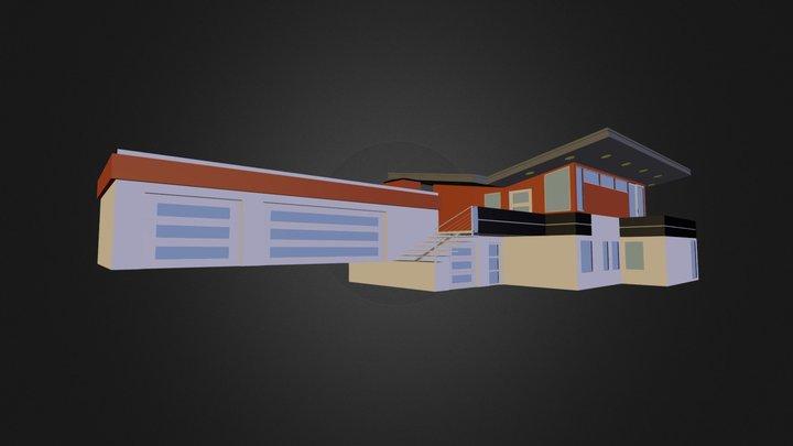 Modernity 3D Model