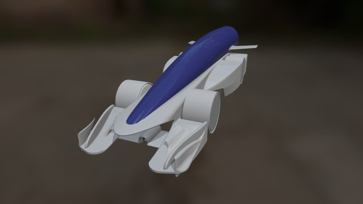 Polaris 3D Model