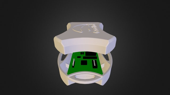 GL_C2B 3D Model