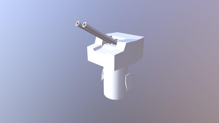 3D 1 1 3D Model