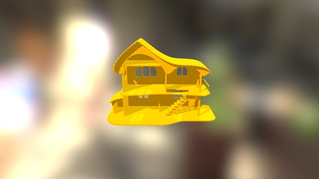 Dollhouse 3D Model