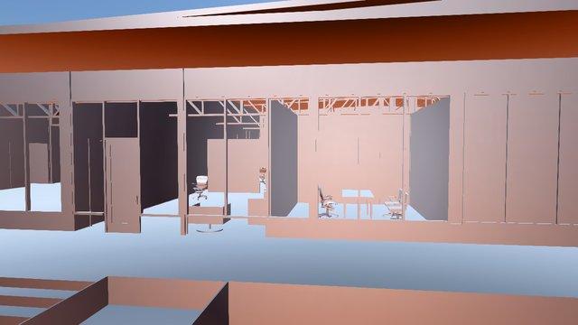 155-13-1027- Entrance 3D Model