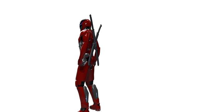 Regular Stand 3D Model