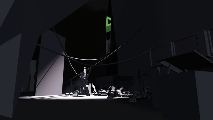 Compositions 3D Model