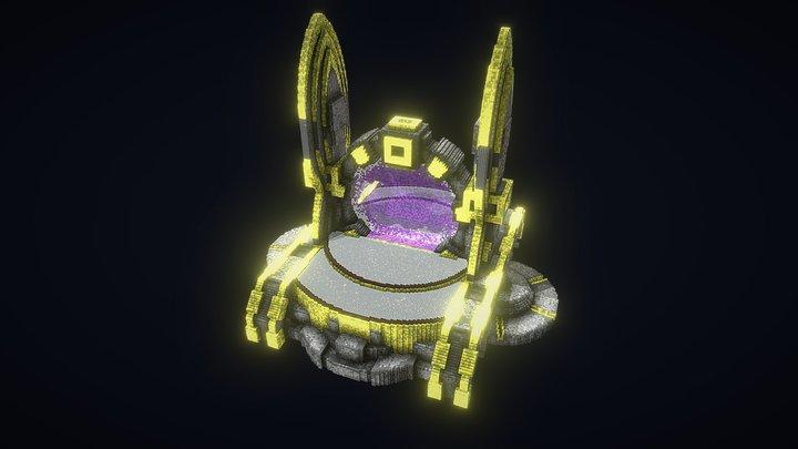 Portal 009 3D Model