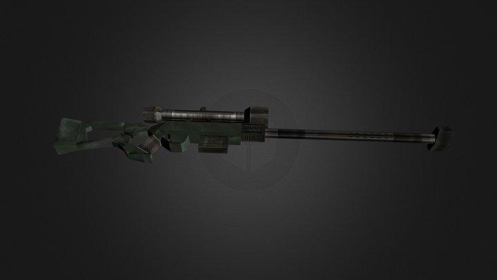 Sniper V2.zip 3D Model