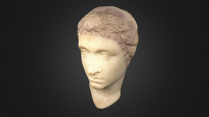 Bust of Cleopatra 3D Model