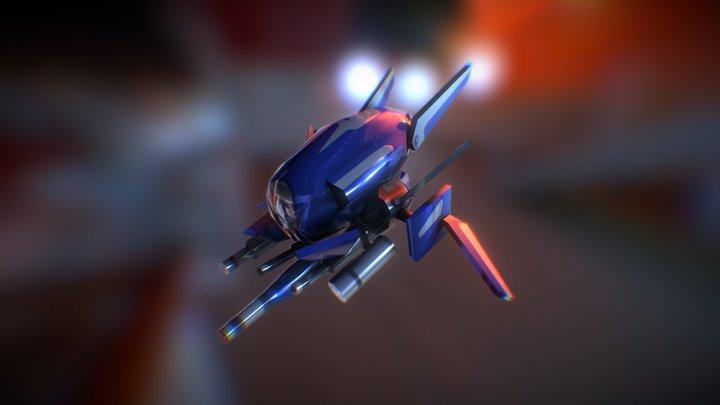 EA3 3D Model