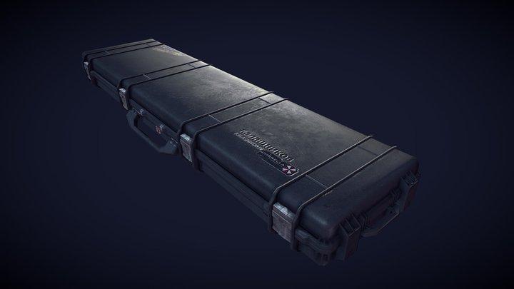 PBR case 3D Model