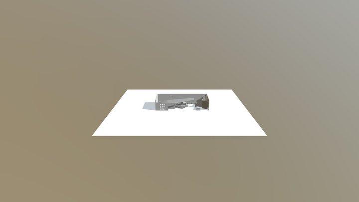 EXIB01_empty 3D Model