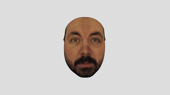 Ryan Connolly 3D Model