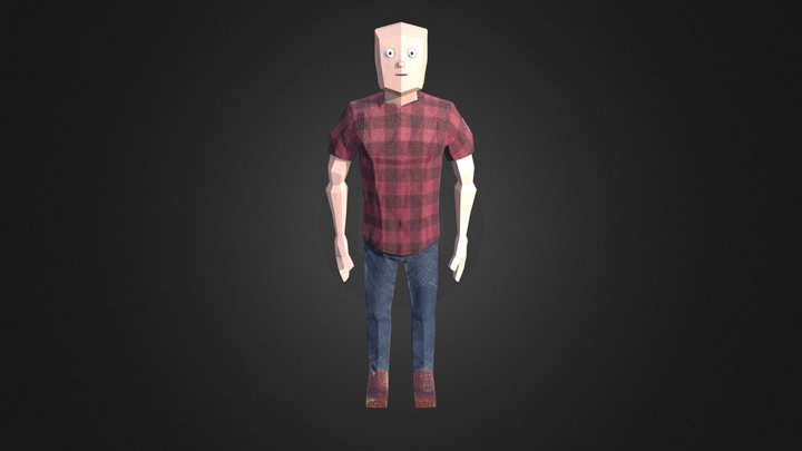 careca 3D Model