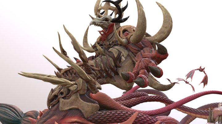 SkullCollector 3D Model