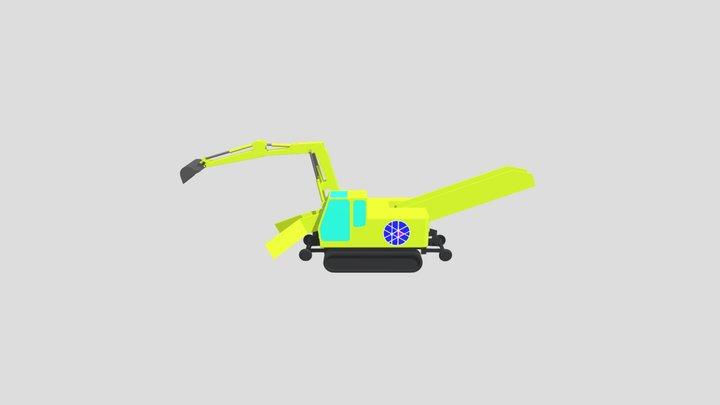 Vanoliner RBT 3D Model
