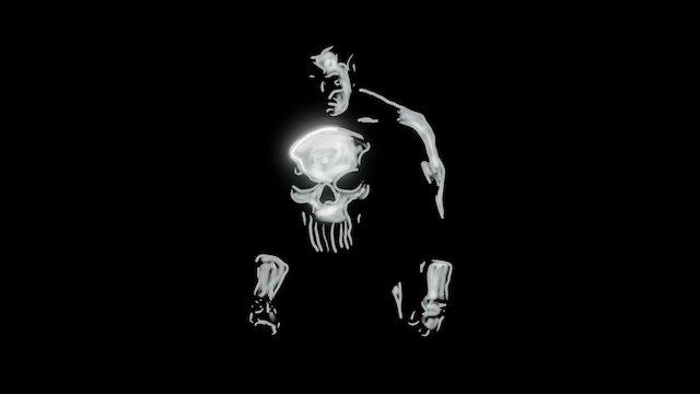 The Punisher aka The PunishVR aka The PVRnisher 3D Model