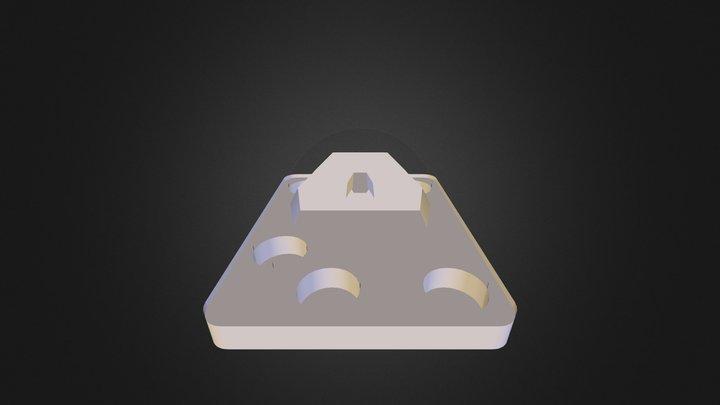 Dev Stamp: Covered 3D Model