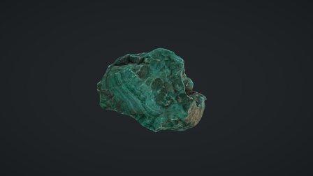 Stone 02 LOD 0 3D Model
