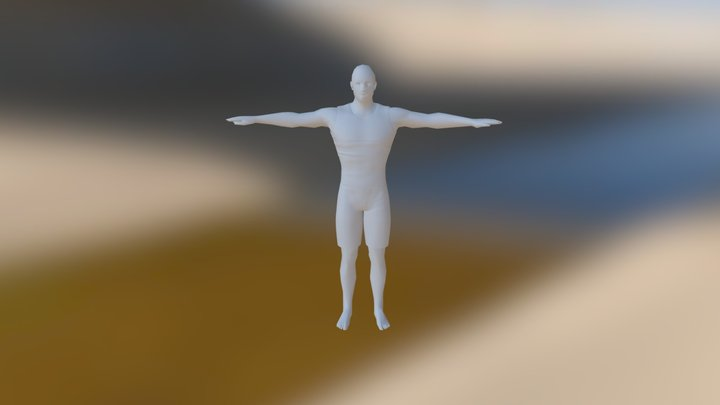 Moooz 3D Model
