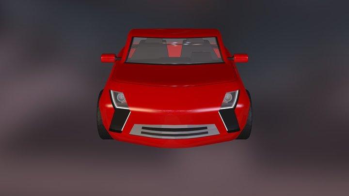 SUPER PRW MODEL 3D Model