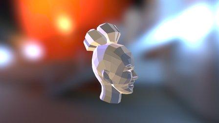Katy Perry 3D Model