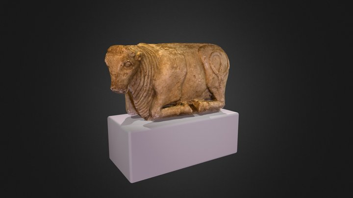 Toro de Osuna 3D Model