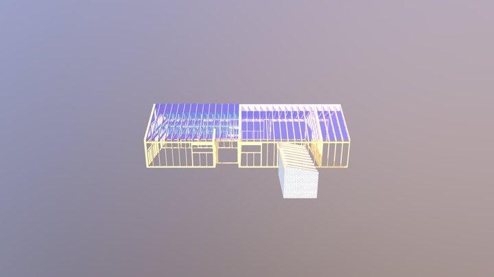 85001 3D Model
