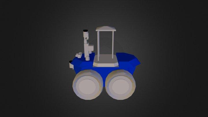 Seekur Unicamp 3D Model
